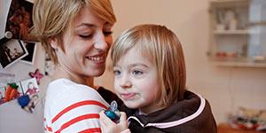 Finanzielle Unterstützung für Familien